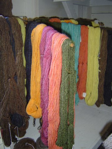 RiversleaFarmShop_hangingskeins